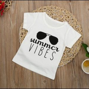 Other - Boys Summer Vibes T Shirt